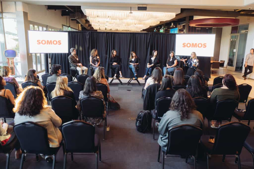 Recap: Latinas in Tech Dinner @ Netflix - The Alumni Society